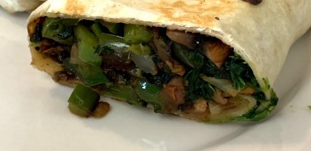 Blairstown Diner wrap