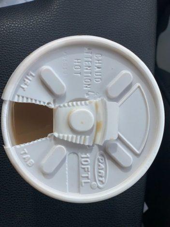 Ann's Diner Elizabeth coffee