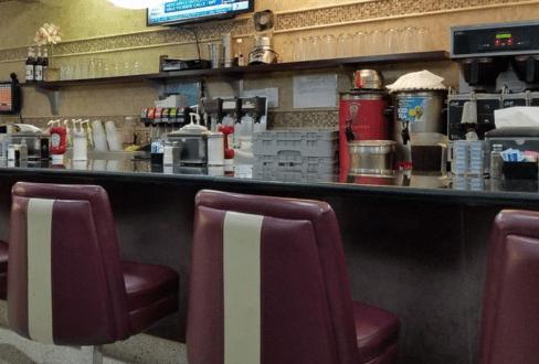 Townsquare diner Wharton