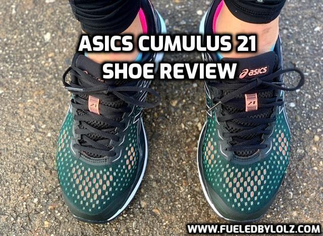 Asics Cumulus 21