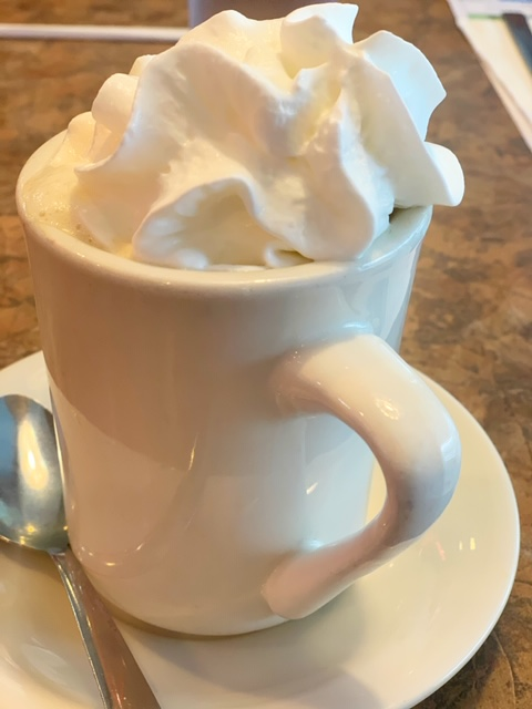 Sunrise Diner (Roselle Park) coffee