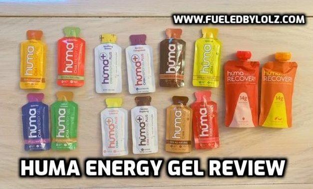 Huma Energy Gel Review