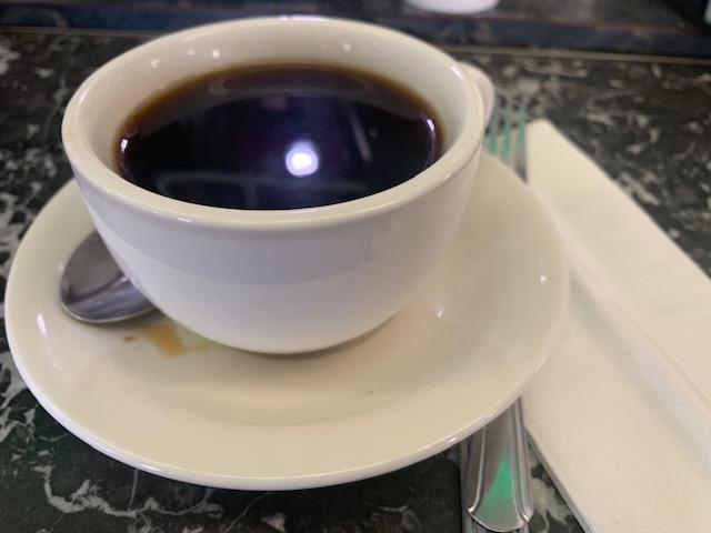 Summit Diner coffee