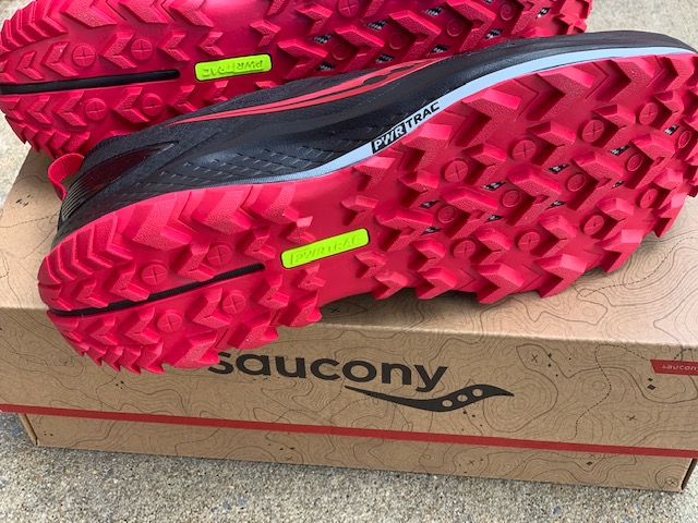 Saucony Peregrine 10 Shoe Review
