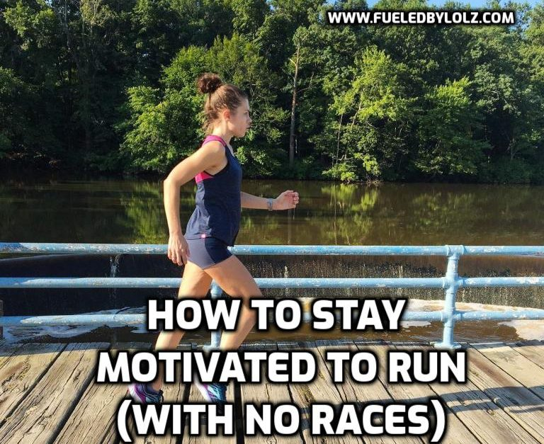 How to Stay Motivated to Run