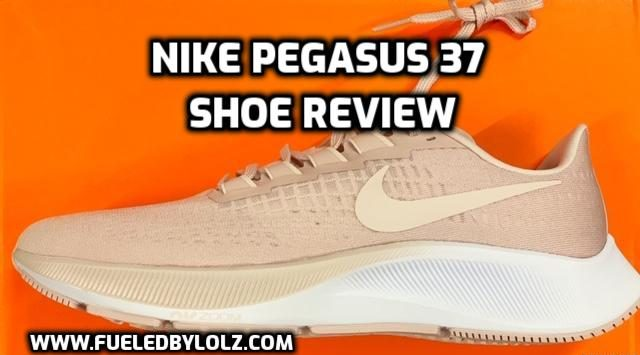 Nike Pegasus 37 Shoe Review