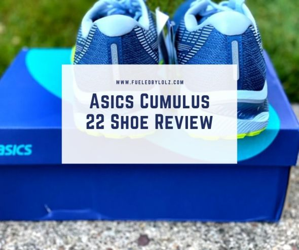 Asics Gel Cumulus 22 Shoe Review