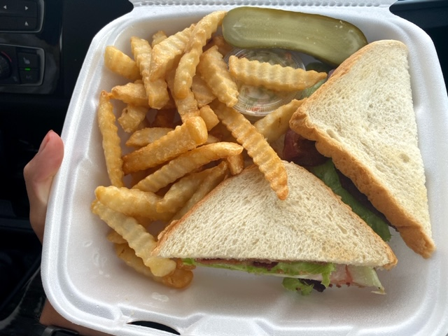 Lola's Diner (Park Ridge, IL) blt