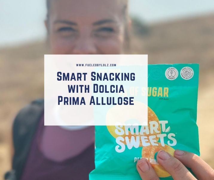 Smart Snacking with Dolcia Prima Allulose