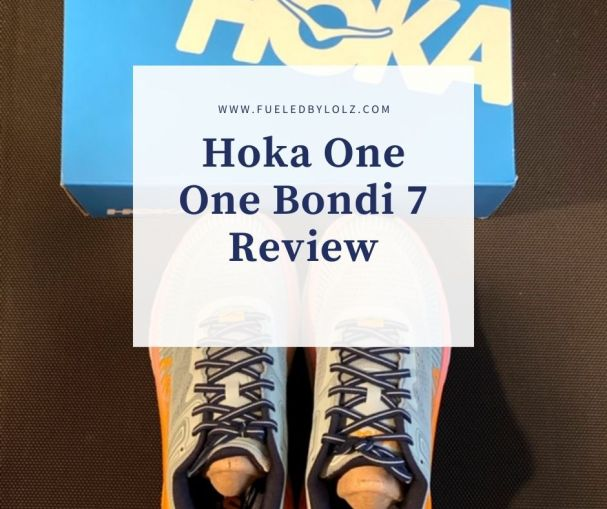 Hoka Bondi 7 Shoe Review