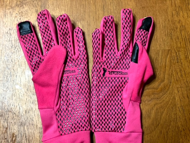 ReflecToes Gloves Review