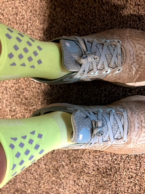 ReflecToes Socks Review
