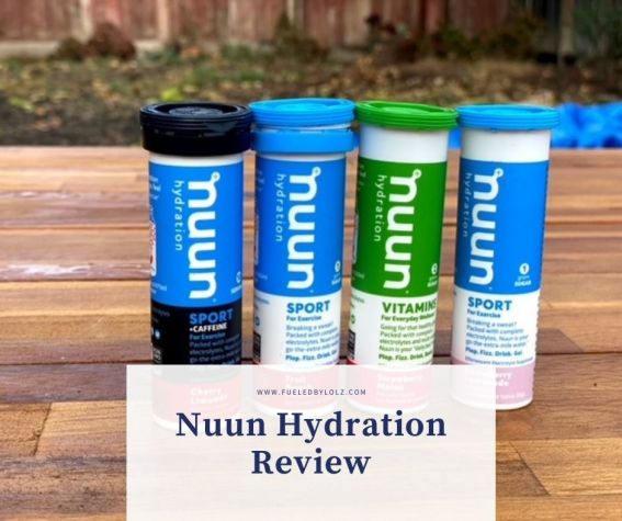 Nuun hydration review