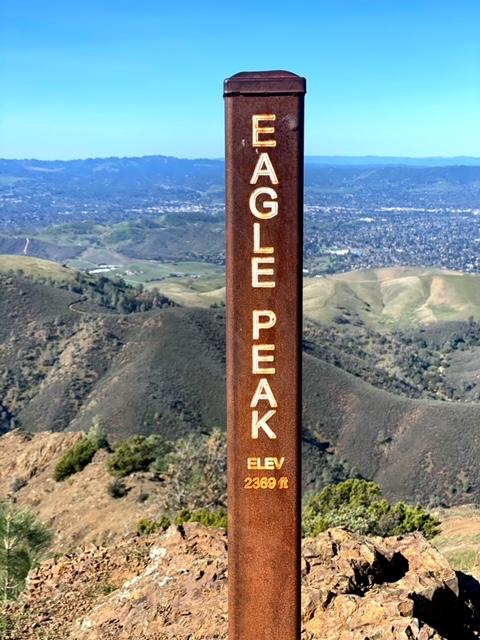 Running the Mount Diablo Four Peaks Loop