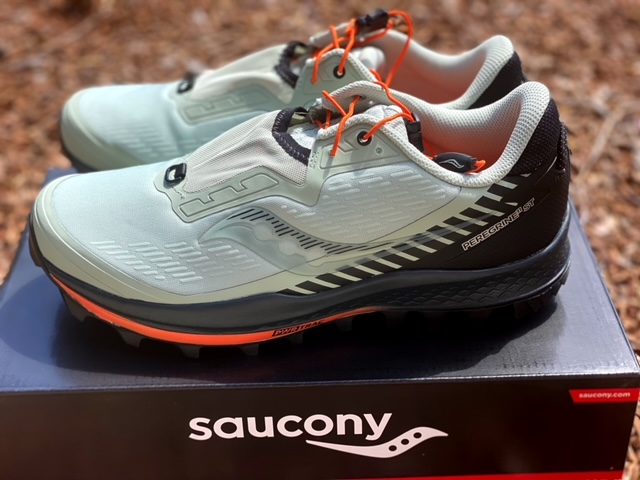 Saucony Peregrine 11 ST Shoe Review