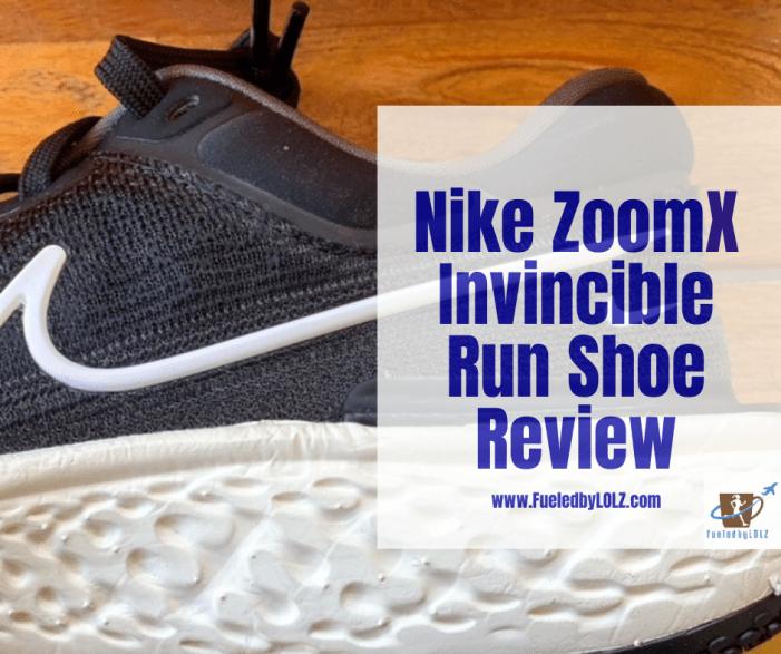 Nike ZoomX Invincible Run Shoe Review