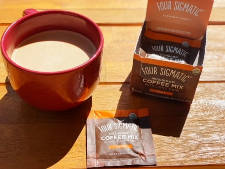 Four Sigmatic Instant Coffee Review