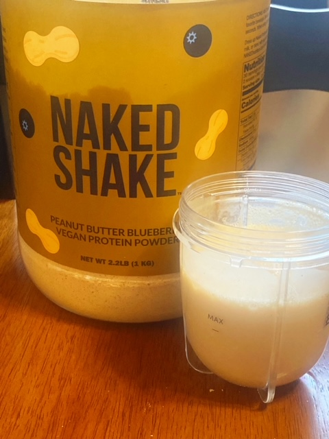 Naked Nutrition Naked Shake Review