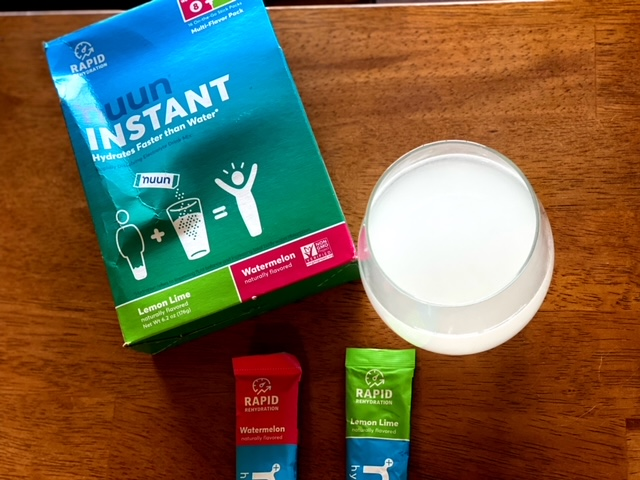Nuun Instant Review