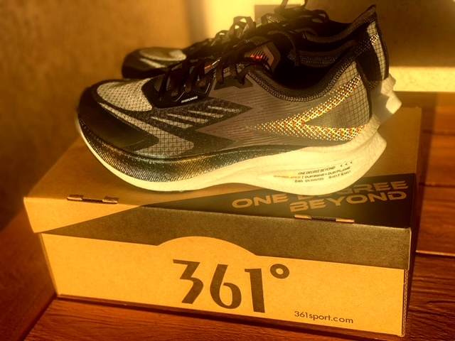 361 Flame Shoe Review