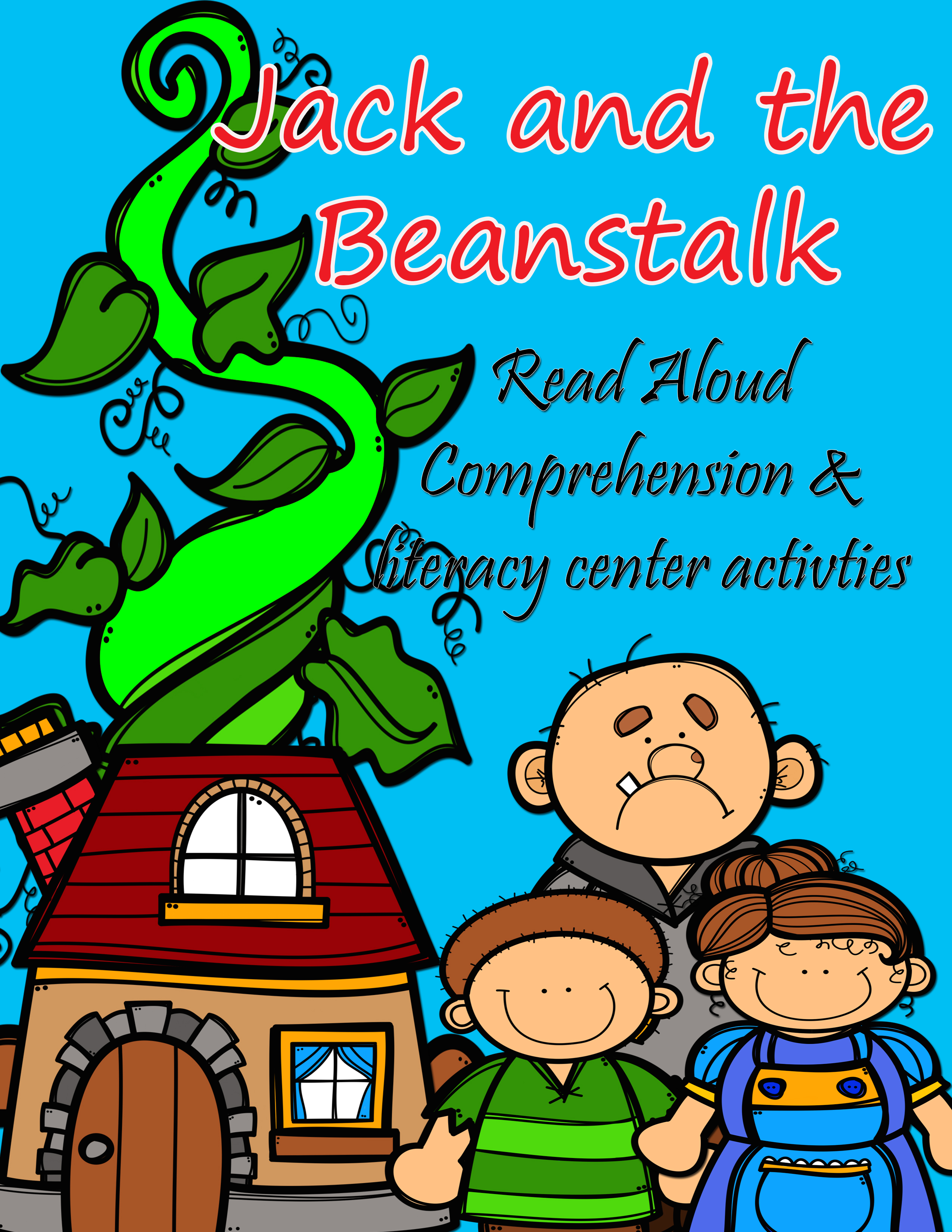 Fariy Tale Jack And The Beanstalk