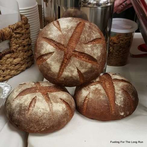Breads and Brews - The Hartford Baking Company Porter Peasant Bread