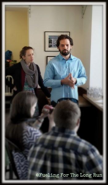 Giv Coffee - Jeff and Emily Brooks