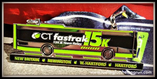 CT Fastrack 15k