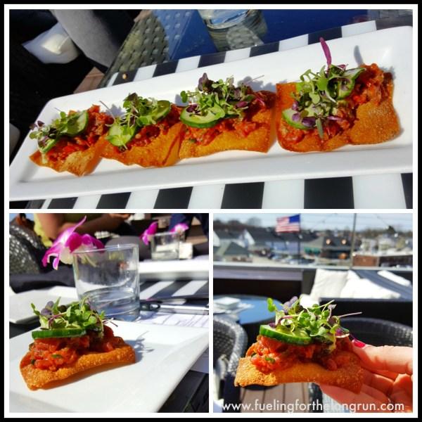 Rooftop 120 - Beef Tartar