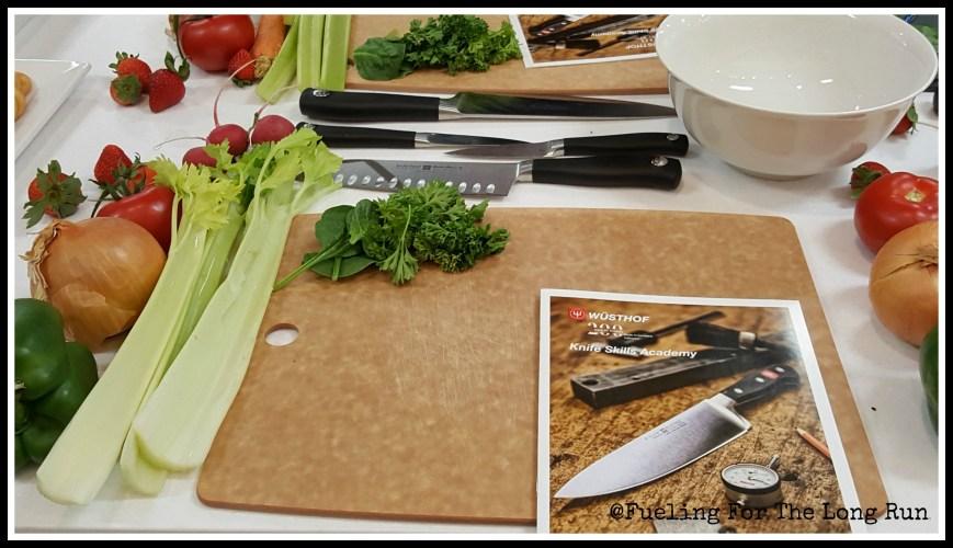 Cookshop Plus - Wustoff Knife Skills