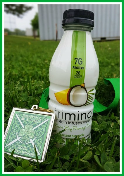 Shamrock Duathlon and 3.3 mile run - Trimino Water