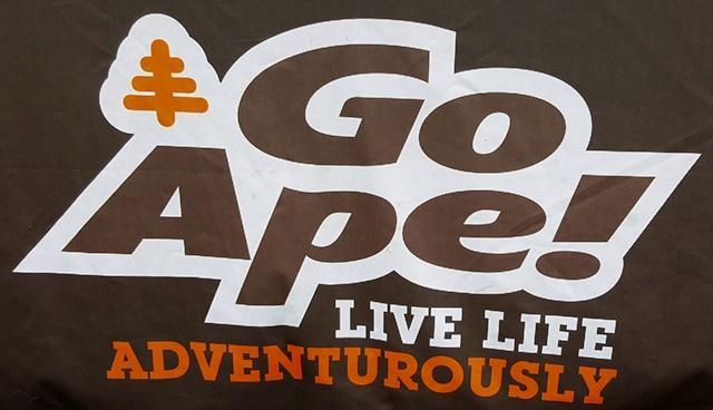 Adventure In My Backyard - Go Ape!