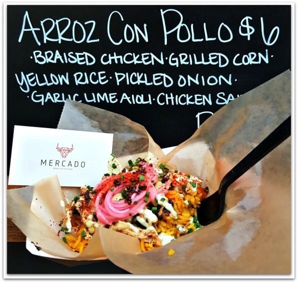 Mercado's Arroz Con Pollo