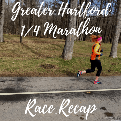 Greater Quarter Marathon