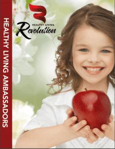 Healthy Living Ambassadors Children's Book