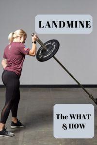 Landmine Pin