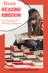 Reading Kingdom pin