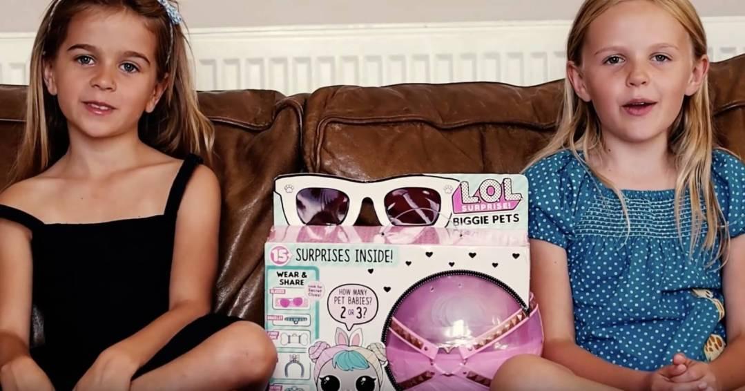 LOL Surprise Biggie Pets Unboxing | Three Little Flowers Review