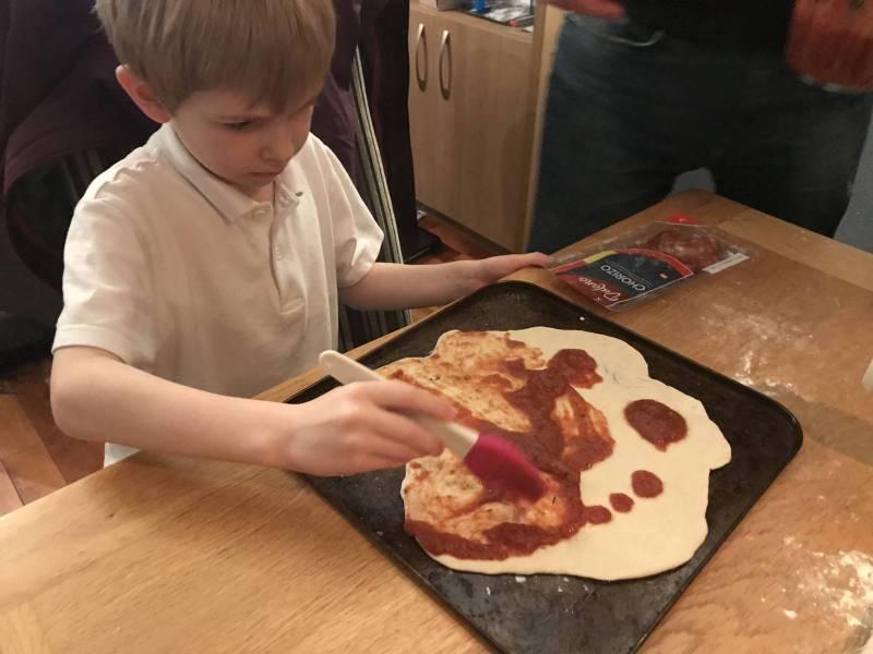 Homemade Pizza Dough Recipe for Pizza Friday