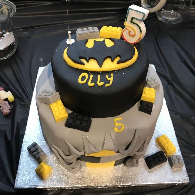 Admirable Lego Batman Birthday Cake Funny Birthday Cards Online Alyptdamsfinfo