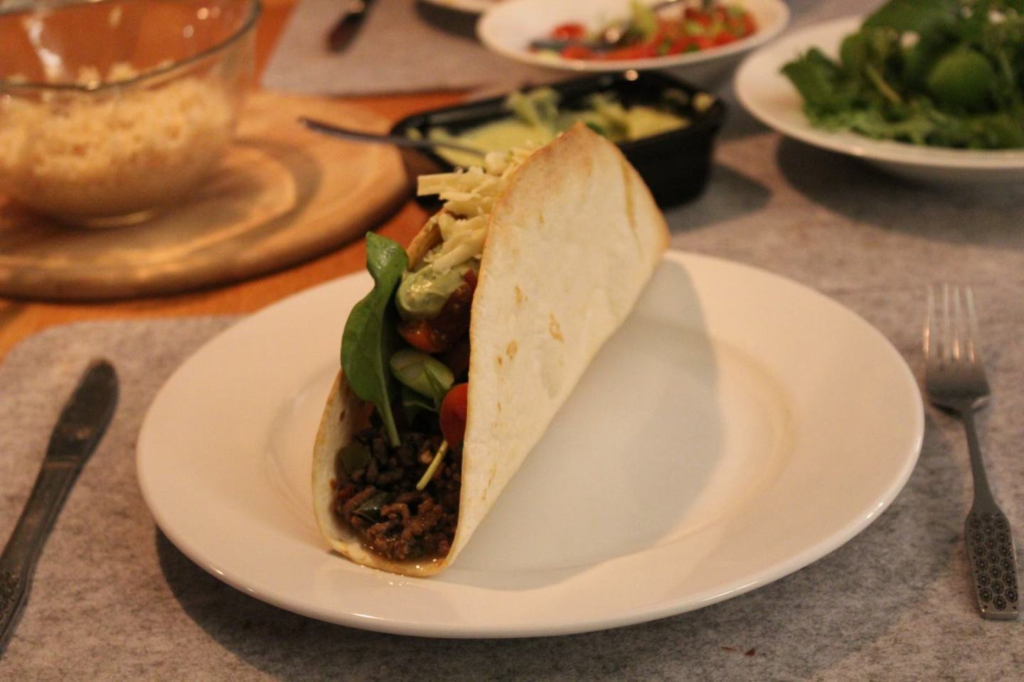 Taco Tuesday #MeatMatters