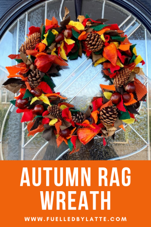 Autumn Rag Wreath