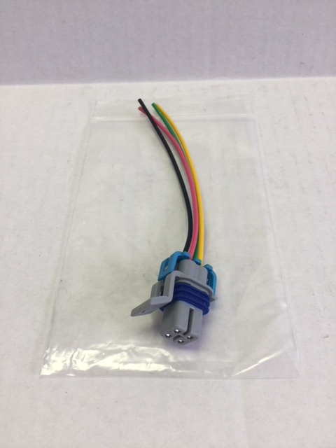 GM Pigtail Fuel Pump Wiring Harness Plug Connector 4 PIN Wire on