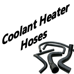 Coolant Heater Hoses