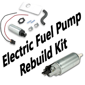 Electric Fuel Pump Rebuild Kit
