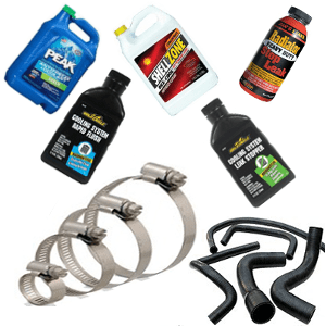 Antifreeze / Coolant Supply