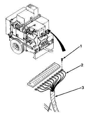 Main Wiring Harness Repair/Replacement
