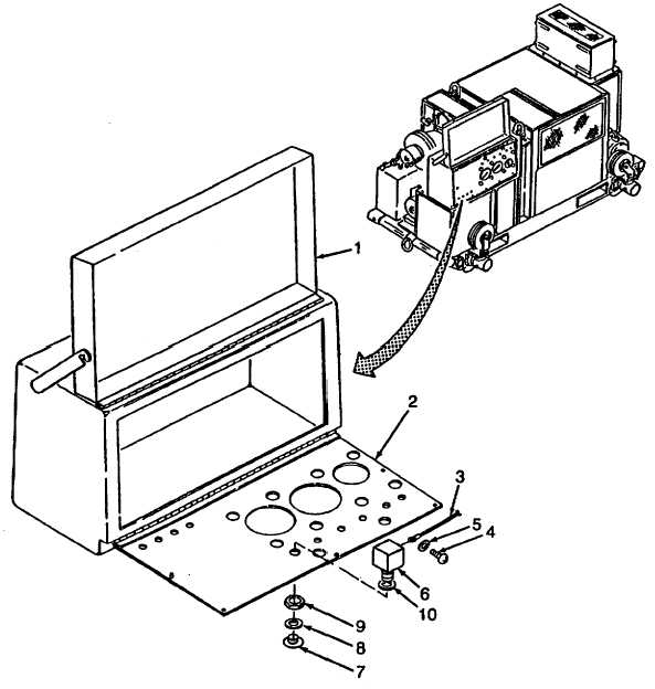 Figure 2-98. Master Switch Replacement