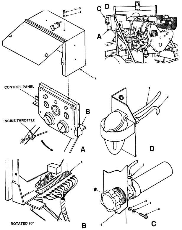 Figure 4-39. Wiring Diagram for Harness (All Except Model