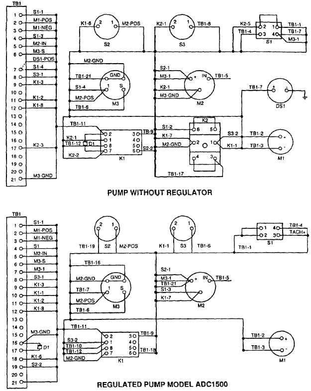 figure 442 control panel wiring diagram all except model